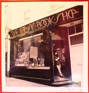 Joseph Connolly and the Flask Bookshop