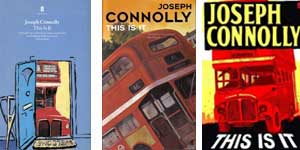 Joseph Connolly:This is it